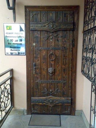 На заказ входные двери в Бронницах