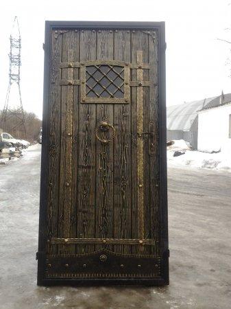 Под заказ входные стальные двери в Краснознаменске от производителя