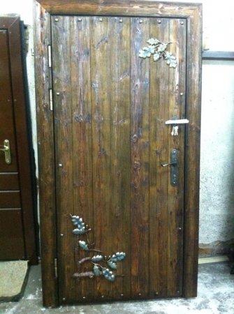 Заказать металлические двери в Куровском от производителя