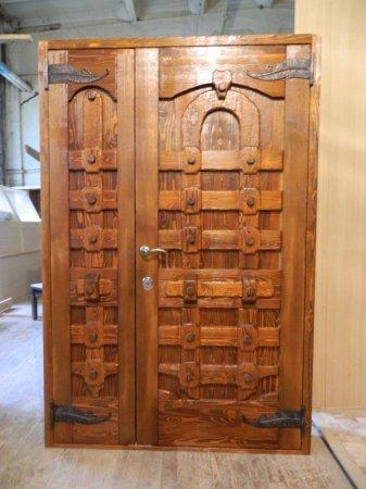 На заказ металлические двери в Ожерелье