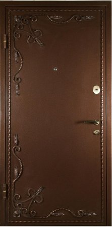 Купить входные стальные двери в Рошале от производителя
