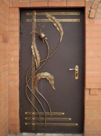 Под заказ входные стальные двери в Рузе