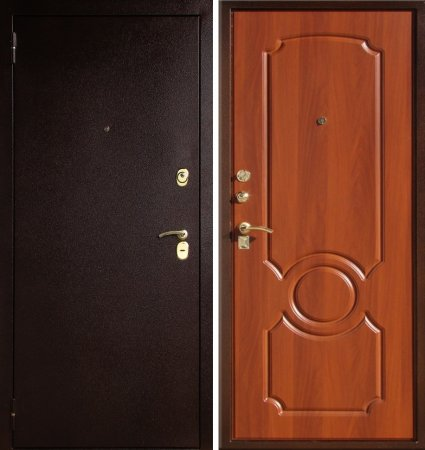 Заказать входные металлические двери в Юбилейном от производителя