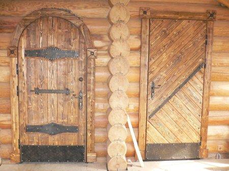 Входные стальные двери для бани и сауны