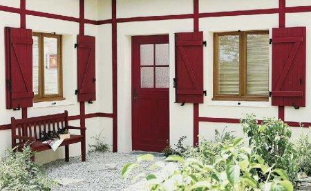 Входные металлические двери в стиле Прованс